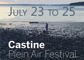 Join us for the Plein Air Festival July 23 to 25.
